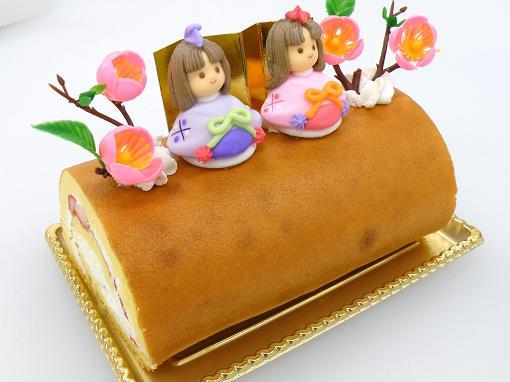 お雛ケーキ (510x382)