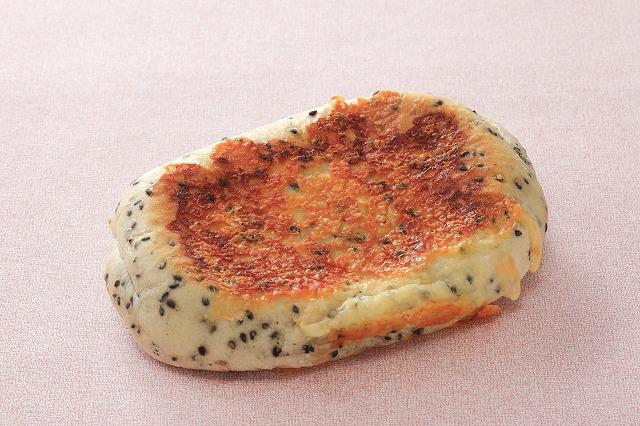 ゴボーとチーズのはさみ焼き