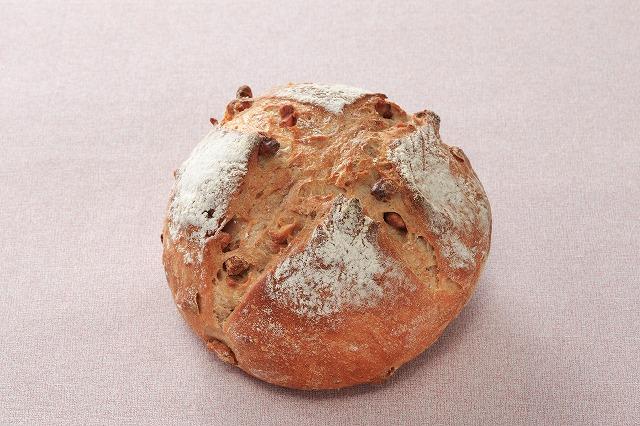 天然酵母クルミパン